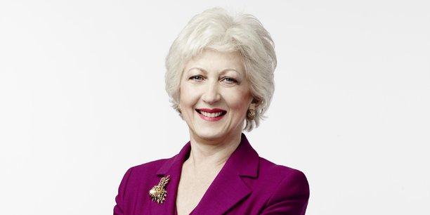 Marie-Claire Capobianco, Directrice Croissance & Entreprises et Membre du Comité Exécutif de BNP Paribas
