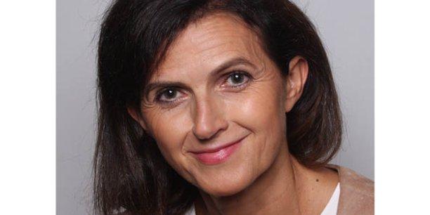 Anne-Laure Bourn-Directrice générale adjointe du Groupe La Poste en charge de la branche réseau