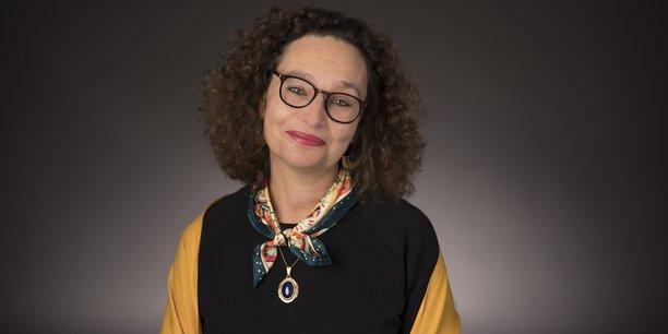 Isabelle Hellio, Directrice de l'innovation sociale et de la diversité chez Veolia.