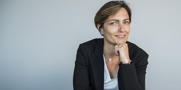 Corinne Calendini, Directrice Wealth Management chez AXA France.