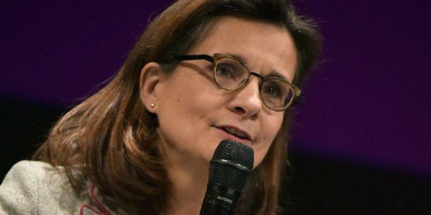 Virginie Chapron du Jeu, Présidente du réseau Alter Egales, Directrice des finances du Groupe Caisse des Dépôts et membre du Comité exécutif.