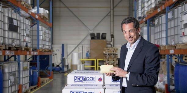 Jean-Marc Barki, entrepreneur Co-Fondateur de Sealock.