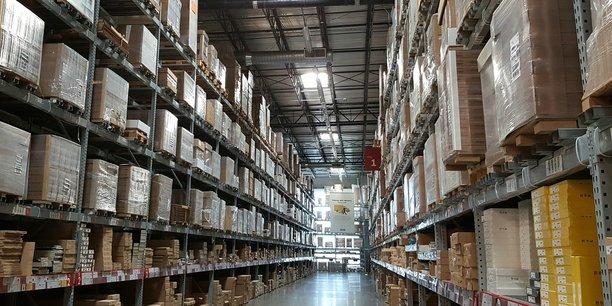 Fondée au printemps 2018, iziwork travaille beaucoup autour des métiers de la logistique