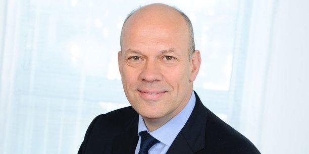 Olivier Constantin sera le futur directeur général du Crédit Agricole Aquitaine