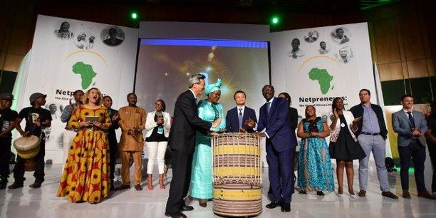 Viva Tech : Jack Ma parie sur l'enthousiasme de l'Afrique face aux craintes de l'Europe
