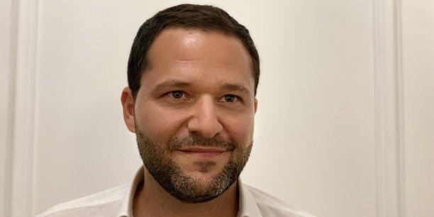 Mickaël Hammel, président du directoire du groupe Ayor