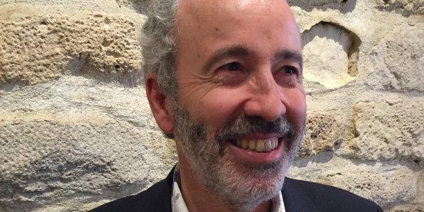 Sylvain Breuzard, président fondateur de Norsys et ancien président national du Centre des jeunes dirigeants d'entreprise.