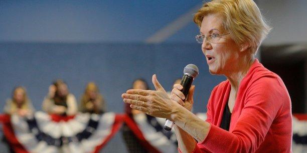 Google, Apple, Facebook et Amazon - les fameux Gafa - sont critiqués par Elizabeth Warren, sénatrice démocrate américaine, pour leur abus de position dominante.