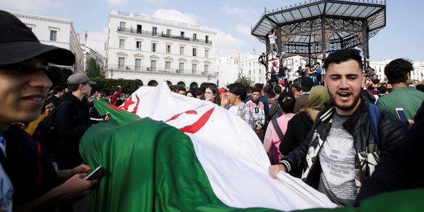 C'est le quatrième vendredi de manifestation en Algérie contre un 5e mandat d''Abdelaziz Bouteflika.