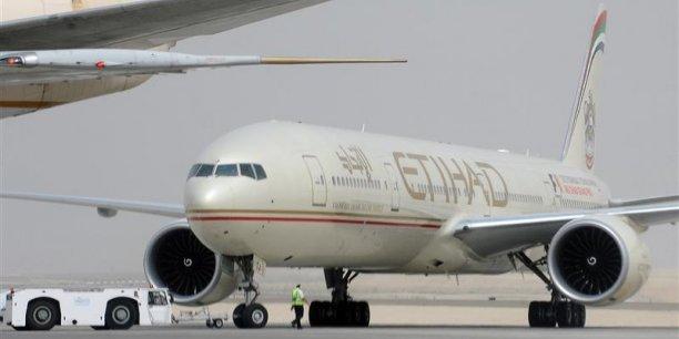 Les passagers d'Etihad peuvent de nouveau embarquer leurs ordinateurs vers les USA