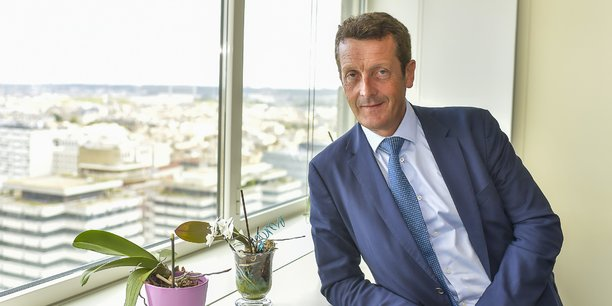 Jacques Mangon, maire de Saint-Médard-en-Jalles qui concentre 3.500 emplois directs dans le domaine de l'aéronautique et du spatial