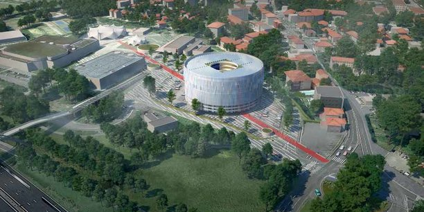 Le quartier des Argoulets va accueillir une école d'e-sport et des courses de drones en réalité augmentée.