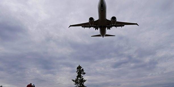 Le Boeing 737 MAX, l'avion qu'Airbus a poussé à faire