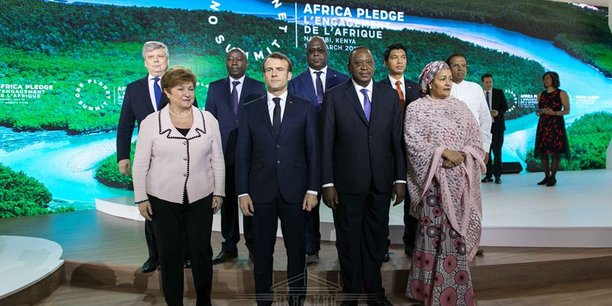 L'une des plus importantes annonces a été celle du Groupe de la Banque mondiale qui s'est engagé à mobiliser 22,5 milliards de dollars pour l'action climatique en Afrique entre 2021 et 2025