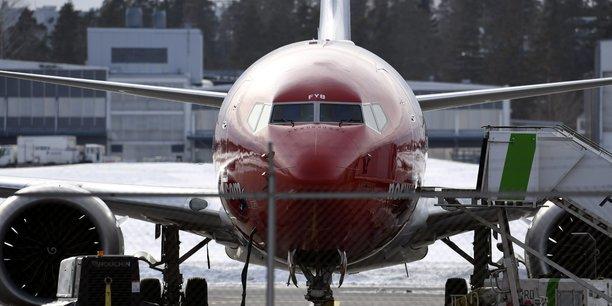 Etats-Unis: Boeing 737 MAX: un signal lumineux d'alerte - Économie