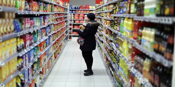 Auchan envisage de se recentrer sur l'alimentaire.