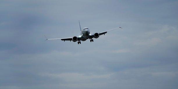 Usa: les boeing 737 max immobilises pour au moins des semaines[reuters.com]