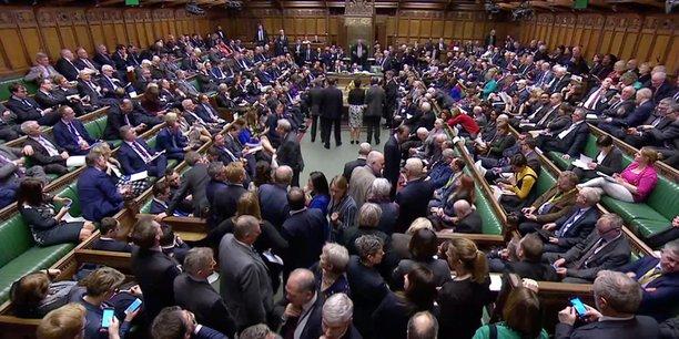 La Chambre des communes a voté le 1er mai l'urgence climatique