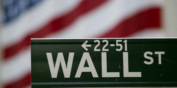 Wall street finit peu changee[reuters.com]