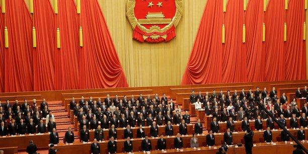 Chine: le parlement adopte une loi assouplissant l'investissement etranger[reuters.com]
