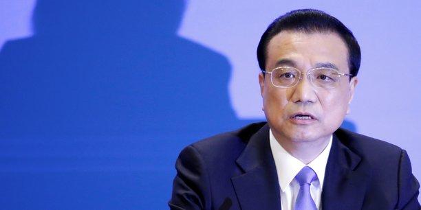 Pekin ne laissera pas son economie derailler, dit li[reuters.com]