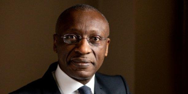Charles Kié, CEO et cofondateur du fonds d'investissement New African Capital Partners (NACP).
