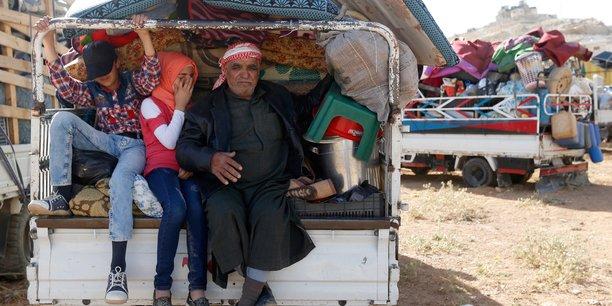 La peur dissuade les refugies syriens de rentrer chez eux[reuters.com]