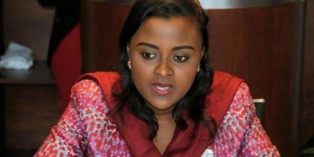 Nouvellement élue dans le Haut-Katanga, Francine Muyumba devient, à 32 ans, la plus jeune Sénatrice en RDC.