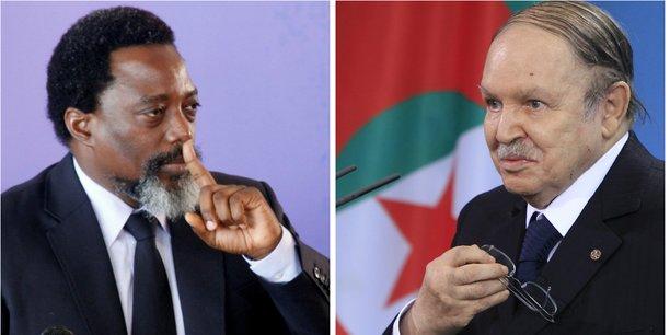 Abdelaziz Bouteflika emprunte la méthode Kabila du glissement