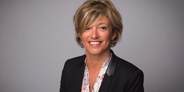 Muriel Avinens, directrice du site Dell Technologies de Montpellier et désormais directrice des ventes de la division PME ETI pour la France.