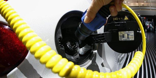 Mecaware mise sur un procédé d'extraction au CO2 pour récupérer les métaux critiques et les terres rares (lithium, cobalt, nickel, manganèse, lanthane) dans les batteries en fin de vie.