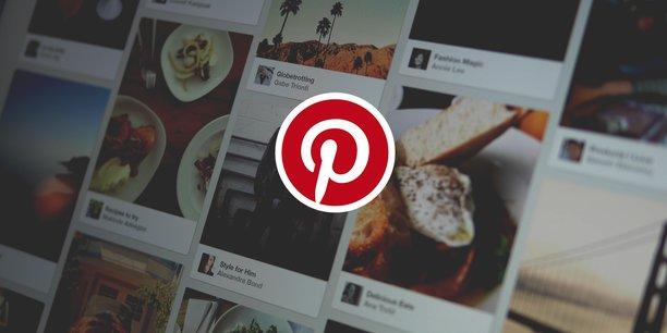 La licorne américaine Pinterest accélère pour son entrée en Bourse