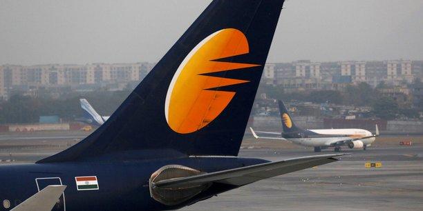 L'indien jet airways cede le controle a des banques publiques[reuters.com]