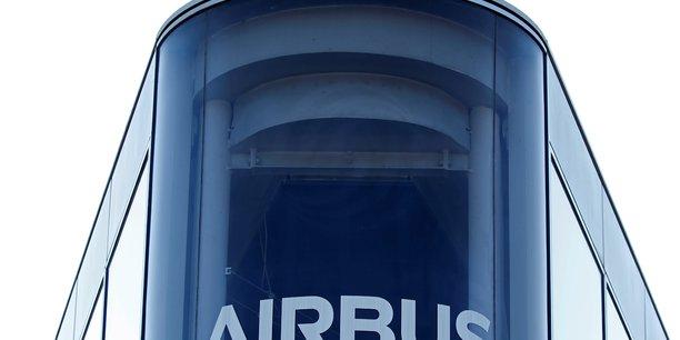 Airbus proche de signer un mega-contrat avec la chine[reuters.com]