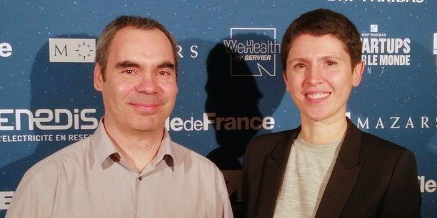 Pierre-Yves Sempere, cofondateur d'EMS Proto, lauréate dans la catégorie Industrie 4.0