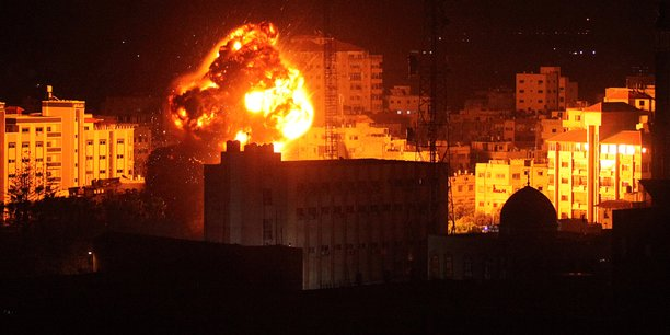Israel mene des frappes a gaza apres un tir de roquette[reuters.com]