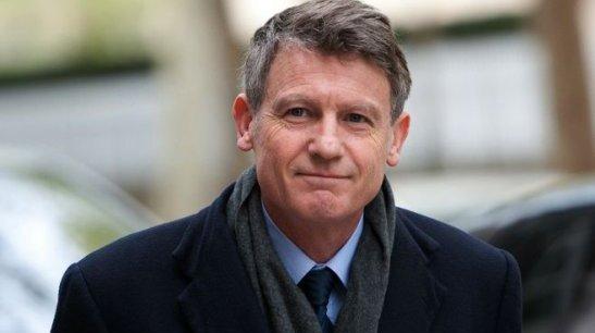 Vincent Peillon, ancien Ministre de l'Education nationale. / Reuters
