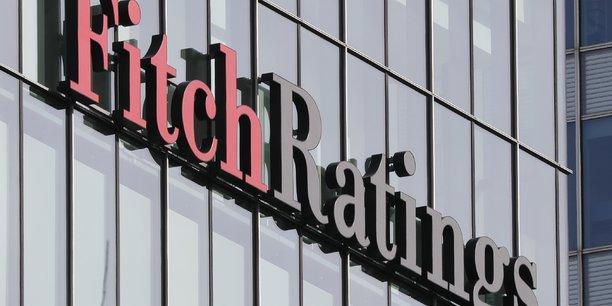 Fitch a toutefois souligné que les paramètres du secteur bancaire suggèrent que les banques françaises sont bien positionnées pour faire face à la pression de la crise du coronavirus sur les actifs.
