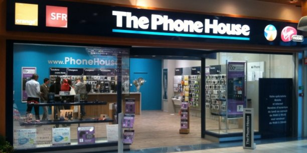 Copyright Phone House.