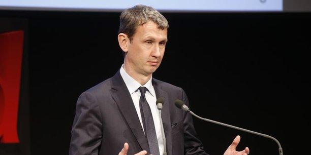 Maxime Lombardini, le président du conseil d'administration d'Iliad.