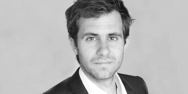 Clément Ray, co-fondateur d'InnovaFeed.