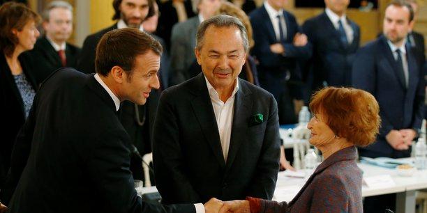 Le 18 mars dernier, Emmanuel Macron a reçu une soixantaine d'intellectuels à l'Elysée pour une longue soirée de débats sur des sujets comme l'économie, l'environnement, la société, la recherche, la culture.