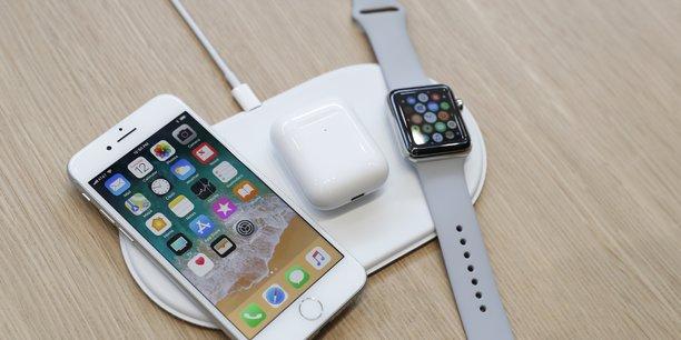 Apple annule son chargeur sans fil AirPower