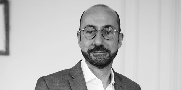 Alain Gavand, vice-président de L'Autre Cercle, en charge du projet « Rôles Modèles LGBT+ »