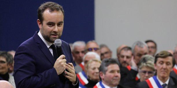 Le ministre chargé des Collectivités territoriales Sébastien Lecornu.