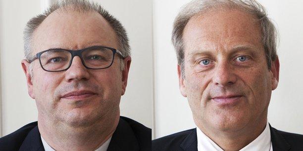 Philippe Dreno et Jacques Lefevre.
