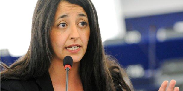 Karima Delli, député EELV et présidente de la commission Transport du parlement européen