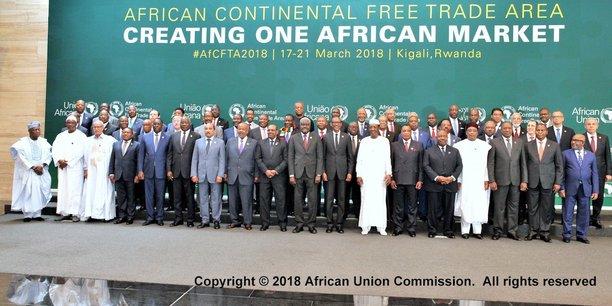 Entrée en vigueur de la Zone de libre-échange continentale — Union africaine