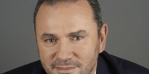 Christophe Lecourtier, directeur général de Business France.