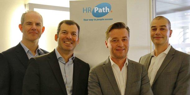 Méga-levée de 100 millions d'euros pour la startup française HR Path